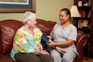 Home Care in Lee County